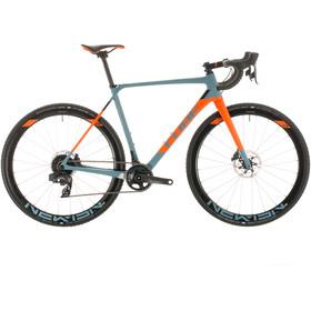 Cube Cross Race C:62 SLT, bluegrey'n'orange
